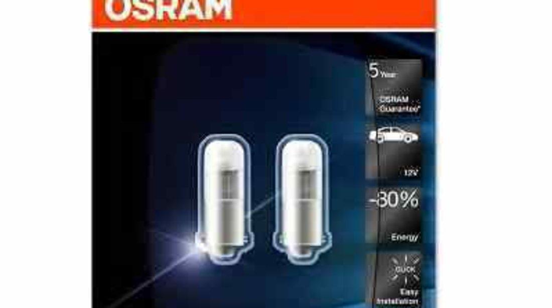 Bec, lumini interioare VW PASSAT (3A2, 35I) OSRAM 3850WW-02B