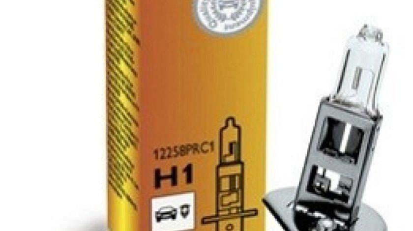 Bec Philips H1 Vision 12V 55W 12258PRC1 piesa NOUA