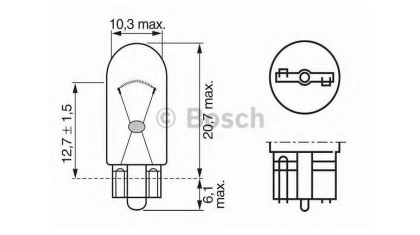 Bec semnalizator BMW X5 (1999-2006) [E53] #3 12396