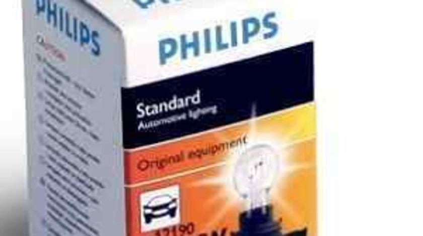 Bec semnalizator MERCEDES-BENZ C-CLASS T-Model S204 PHILIPS 12190NAC1