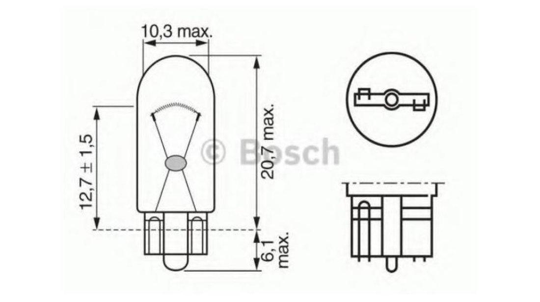 Bec semnalizator Volkswagen Passat B5(1996-2005) #3 12396