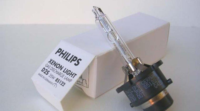 Bec Xenon D2S Philips 85122 210 RON Original Garantie