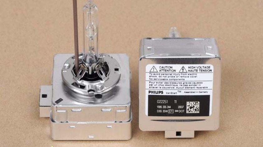 Bec Xenon D3S Philips 9285301244 260 RON Original Garantie
