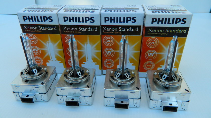Bec Xenon D3S Philips Germany