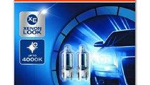 Becuri auto W5W W2.1x9.5d 12V 5W Osram Cool Blue I...