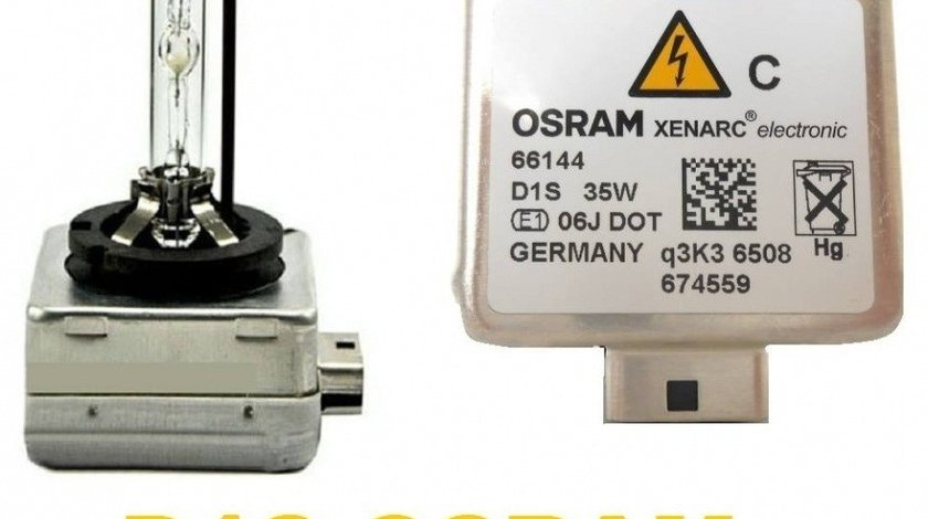 Becuri D1S OSRAM