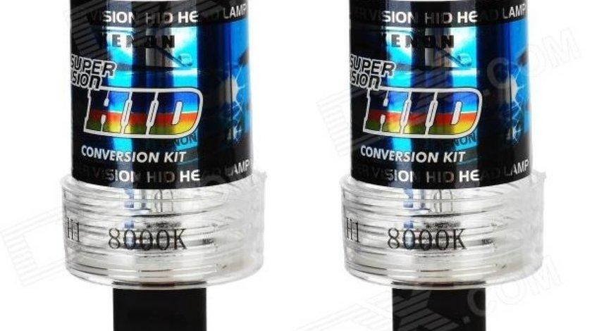 Becuri Xenon 70 Lei Setul H1 H3 H7 H8 H9 H11 Hb3 Hb4