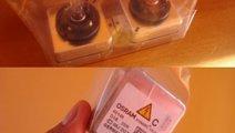 Becuri xenon d1s osram sau Philips 4300 k original...