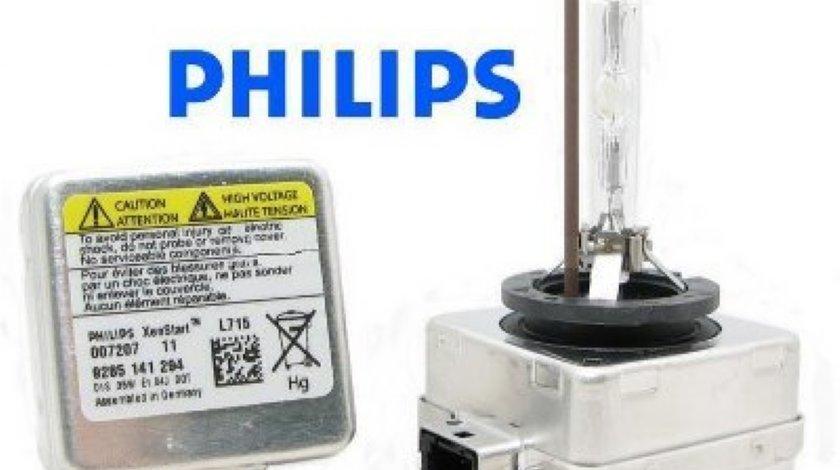 Becuri Xenon D1S Philips XenEcoStart Germany - 130 RON Bucata