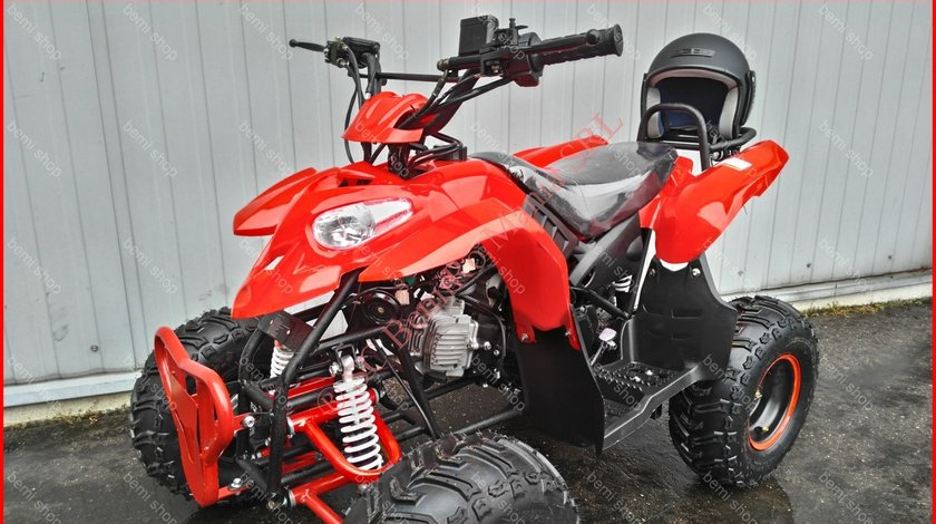 BEMI 125cc Mad Max 7 automatic cu revers