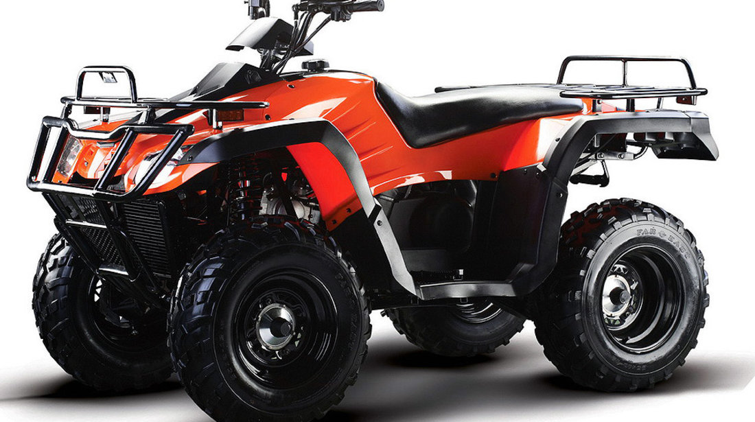 BEMI 300cc Hunter 300-S1 COC CARDAN 4WD NEW