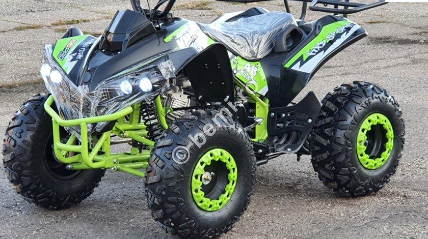 BEMI MOTO comercializeaza Renegade 125W R3 J8 Bonus Accesorii si Consumabile
