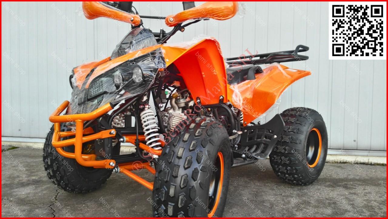BEMI MOTO comercializeaza Renegade 125W R3 J8 Gratis Casca
