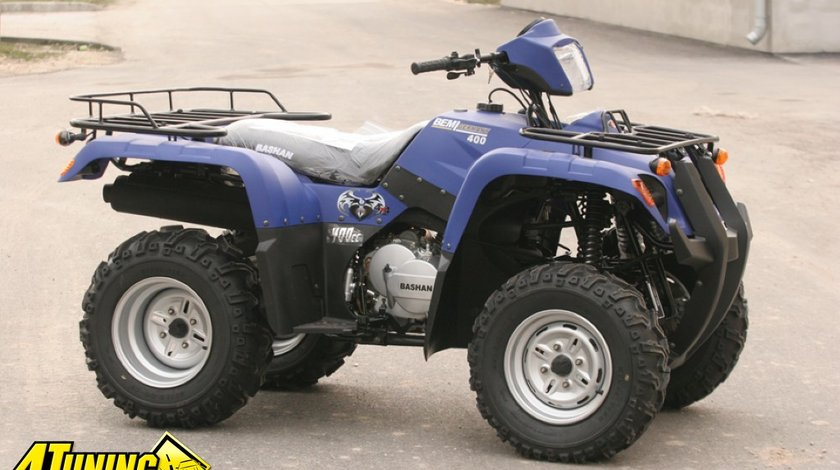 BEMI RO MANIA comercializeaza ATV 4x4 NOI CE si EEC