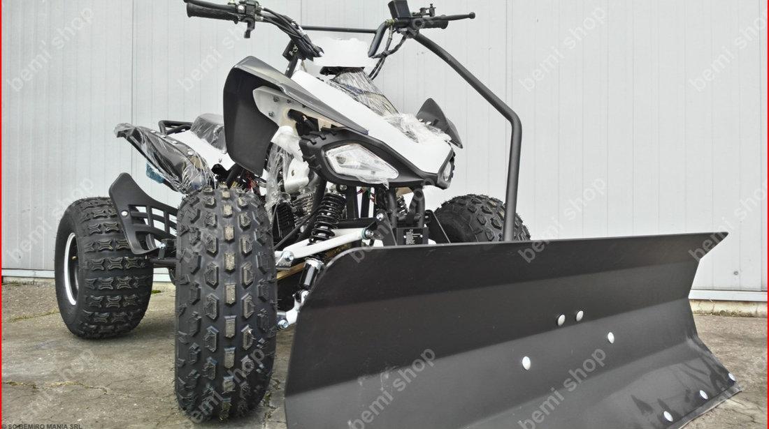 """BEMI Snow Plowder 125 L/D/H+Rev J8"""" Winter Edition"""