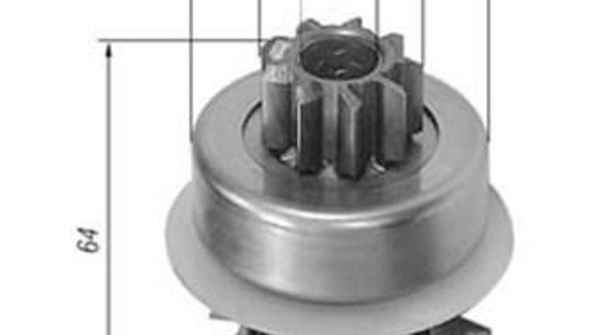 Bendix electromotor Volkswagen Passat (1980-1989)[32B] 1006209417