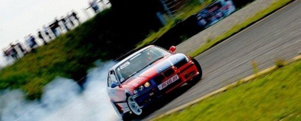 Benjamin Boulbes si BMW E36 M5 V8