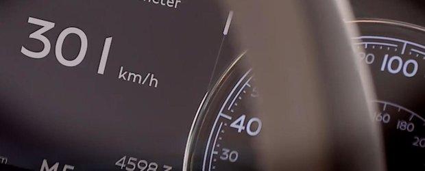 Bentayga este SUV-ul care atinge 300 km/h, o demonstreaza Bentley