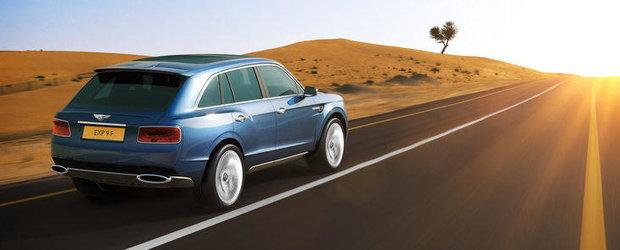 Bentley a preferat un SUV in dauna unui model sport