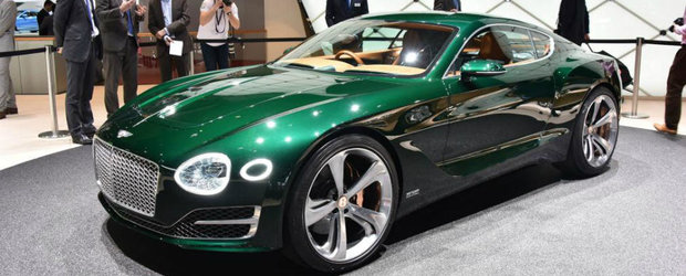 Bentley are in plan introducerea a doua noi modele in versiunea coupe si roadster