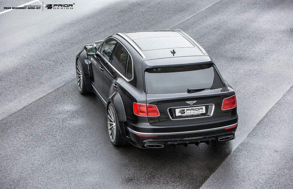 Bentley Bentayga by Prior Design - Bentley Bentayga by Prior Design