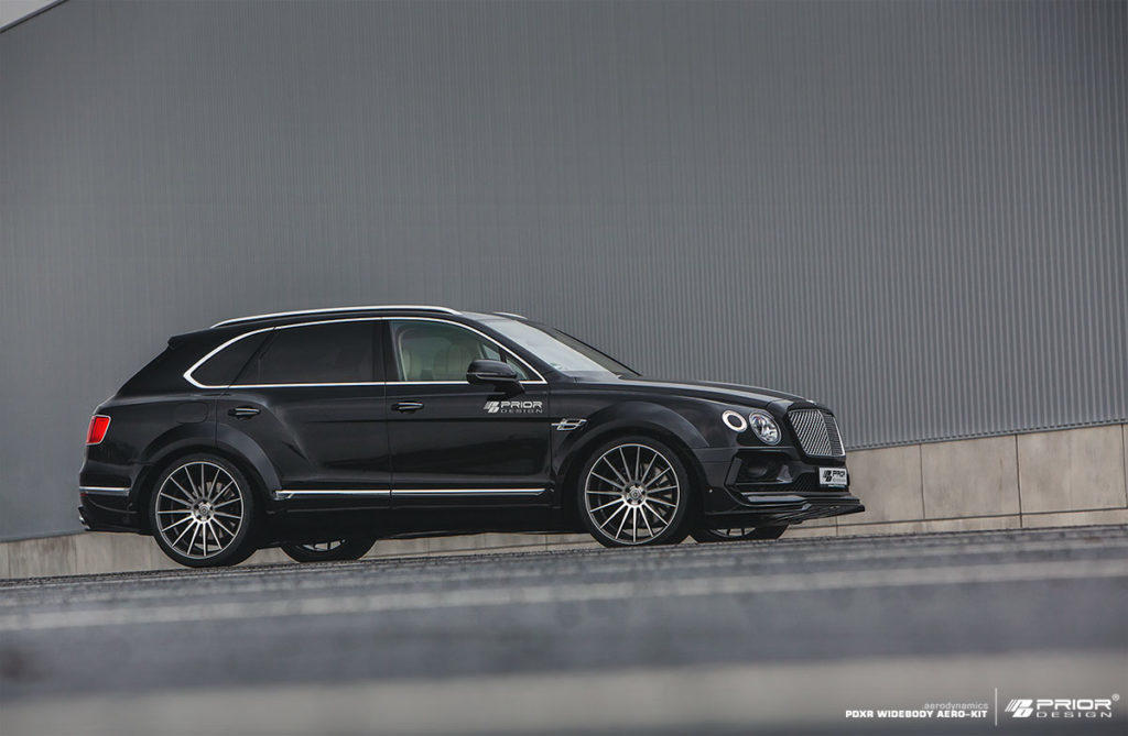 Bentley Bentayga by Prior Design - Bentley Bentayga by Prior Design