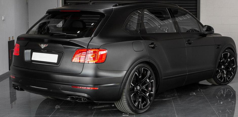 Bentley Bentayga by Wheelsandmore