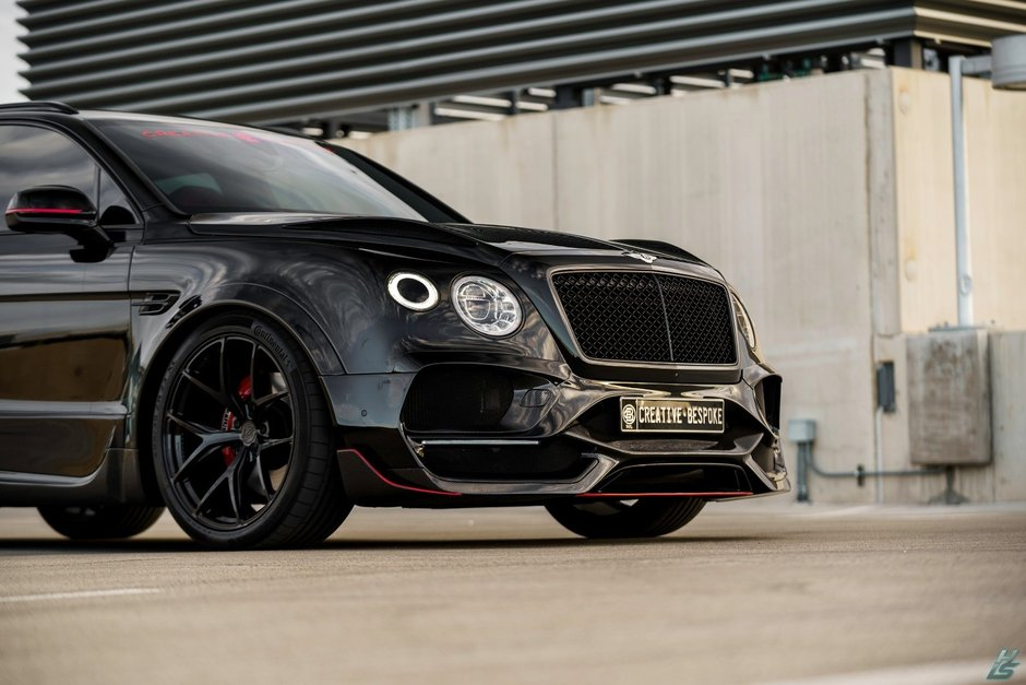 Bentley Bentayga Creative Bespoke