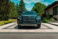 Bentley Bentayga Inkas Armored