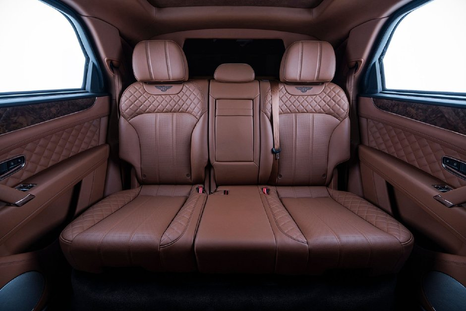 Bentley Bentayga Inkas Armored