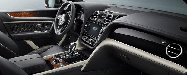 Bentley Bentayga Mulliner ridica stacheta cu un ceas de 146.000 de euro