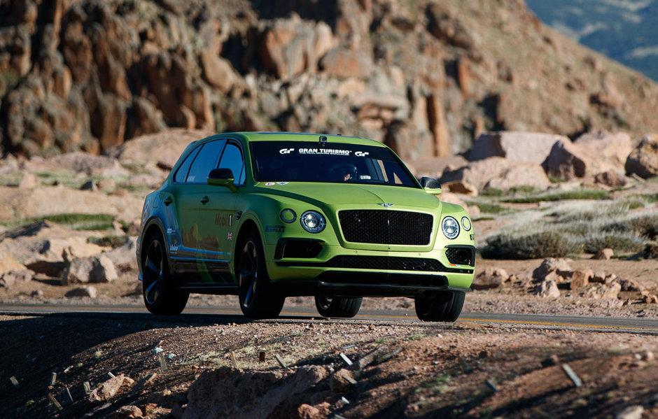 Bentley Bentayga Pikes Peak Edition
