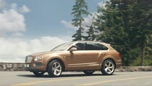 Bentley Bentayga - Video Oficial