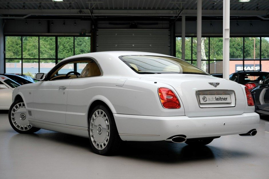 Bentley Brooklands de vanzare