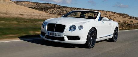 Bentley cheama in service 27.640 de vehicule din cauza unor probleme electrice