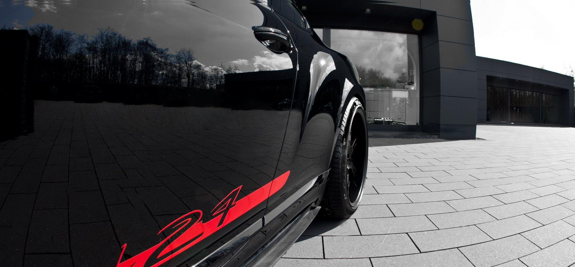 Bentley Continental 24 by Wheelsandmore - Bentley Continental 24 by Wheelsandmore