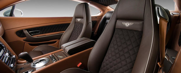 Bentley Continental by Vilner - Tuning interior la superlativ!