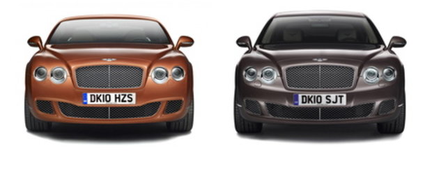 Bentley Continental + China = Special Edition