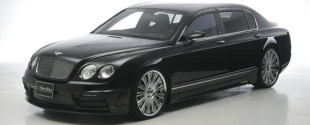 Bentley Continental Flying Spur sfarseste in mainile celor de la Wald International