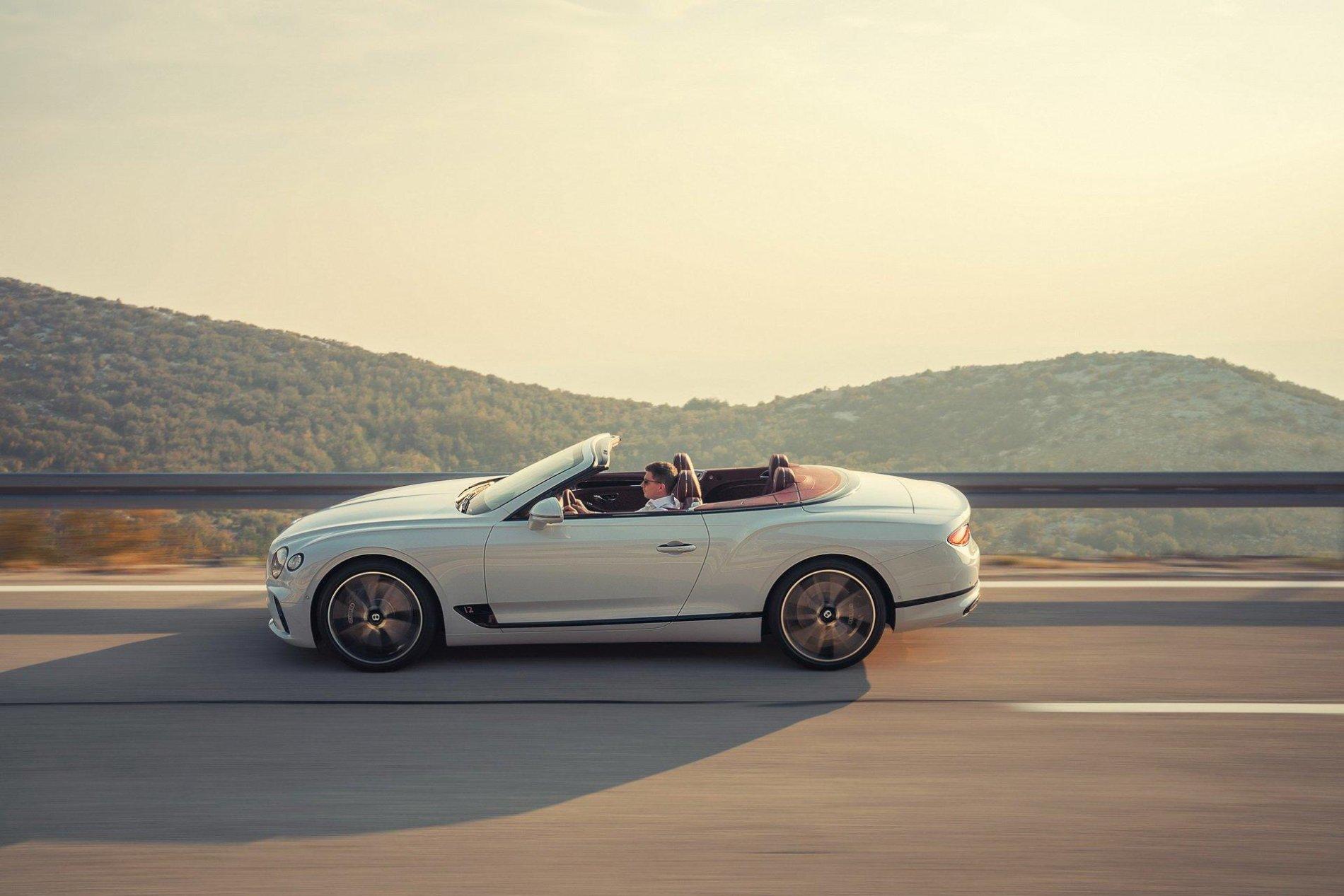 Bentley Continental GT Cabrio - Bentley Continental GT Cabrio