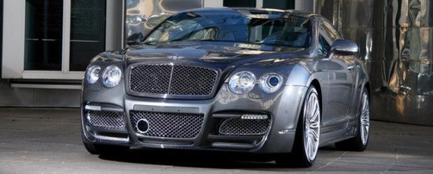 Bentley Continental GT Speed by Anderson Germany - Un regat pentru 695 cai!