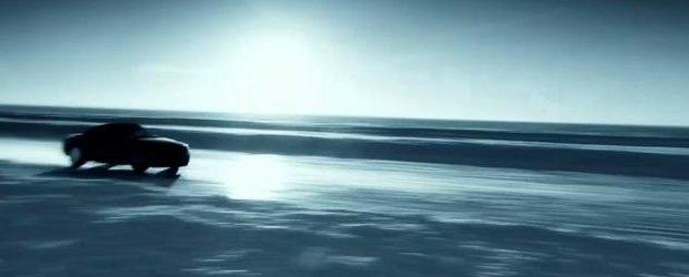Bentley Continental GT Supersports - 330 km/h pe gheata, intr-un nou film