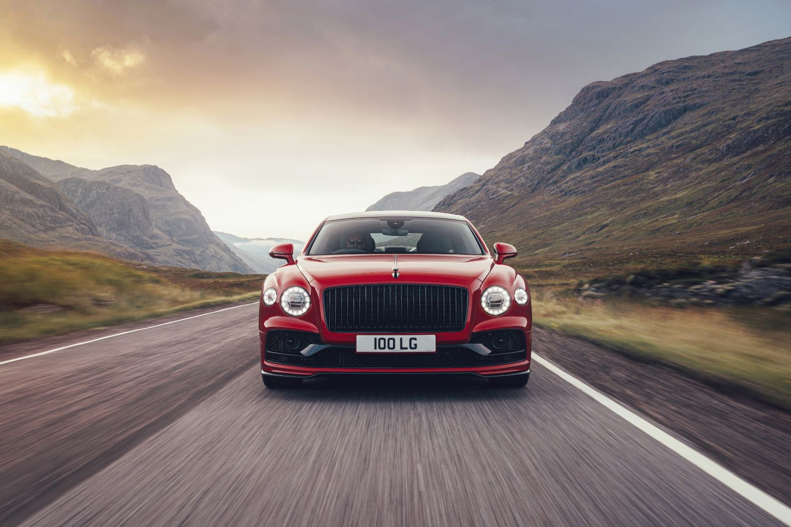 Bentley Flying Spur V8 - Bentley Flying Spur V8