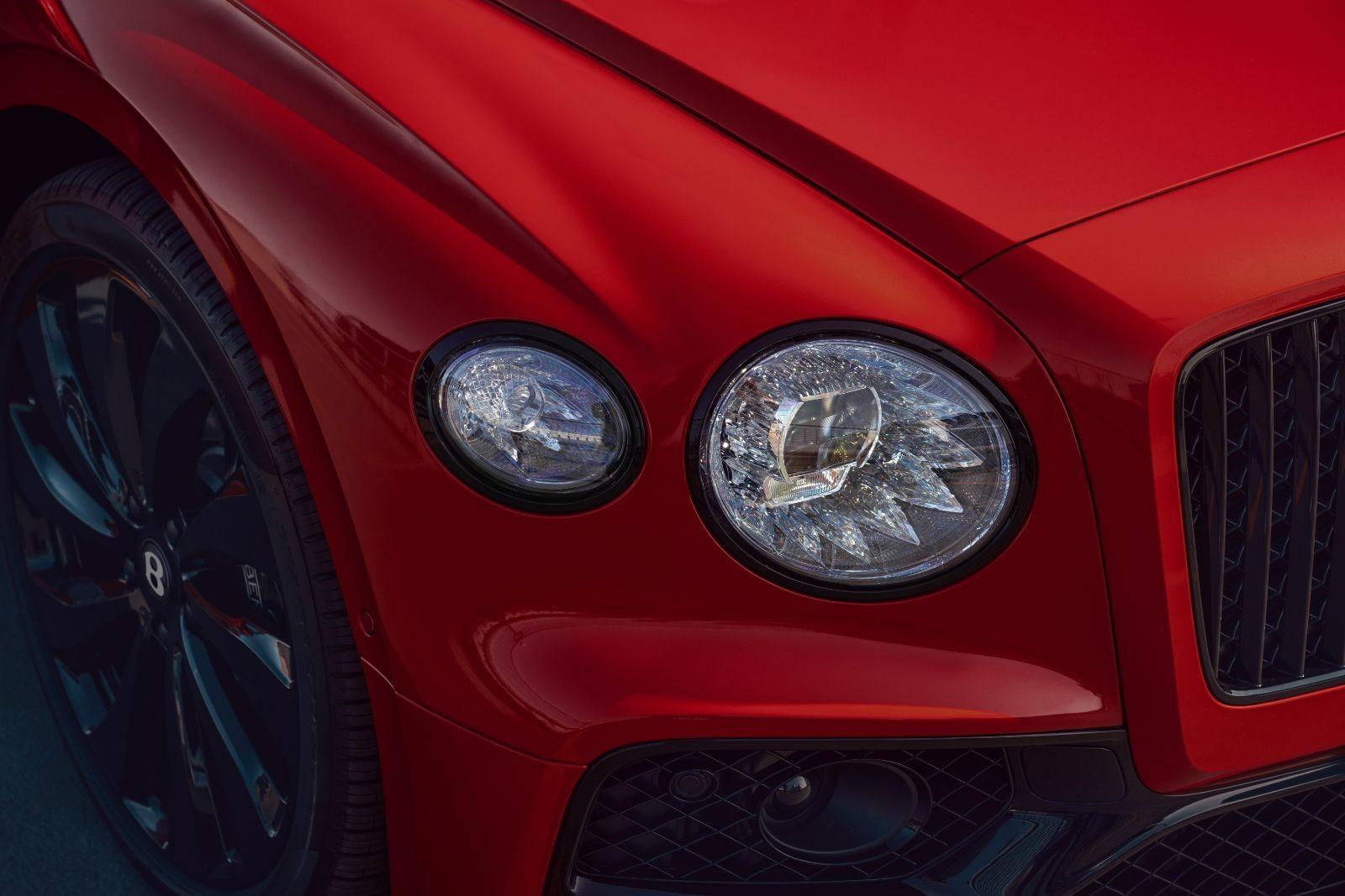 Bentley Flying Spur V8 - Bentley Flying Spur V8