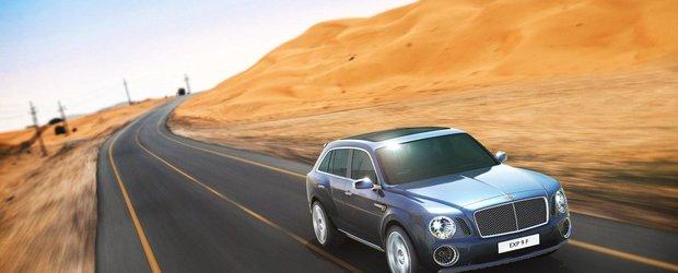 Bentley intra in Dakar
