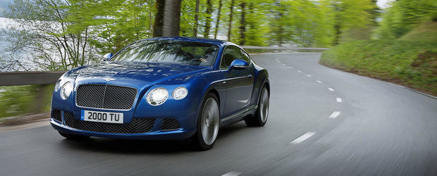 Bentley lanseaza Continental GT Speed