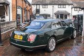 Bentley Mulsanne de vanzare