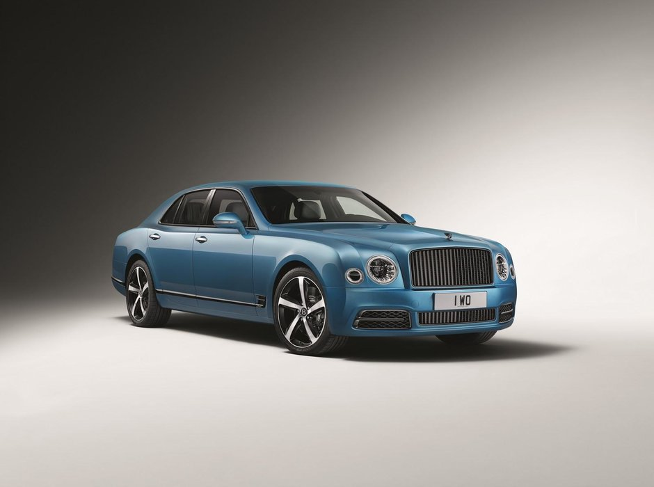 Bentley Mulsanne Design Series