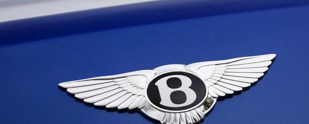 Bentley pregateste o surpriza pentru Paris