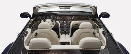 Bentley prezinta la Los Angeles noul Grand Convertible Concept